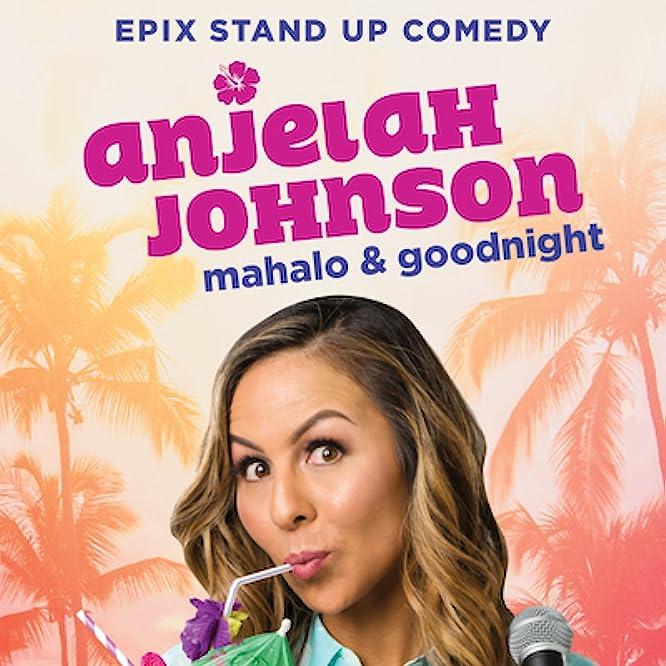 Anjelah Johnson-Reyes in Anjelah Johnson: Mahalo & Good Night (2017)
