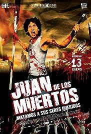 Juan of the Dead Poster