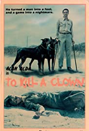To Kill a Clown Poster