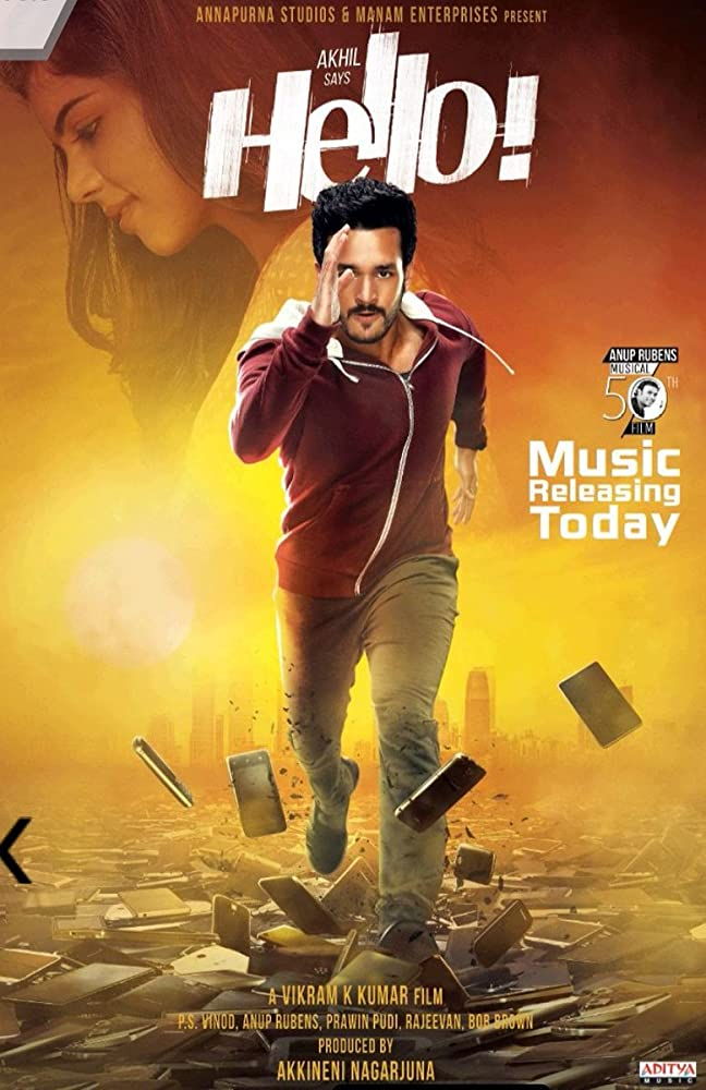 image Taqdeer (Hello) (2018) Hindi Dubbed Full Movie Watch Online HD Print Free Download