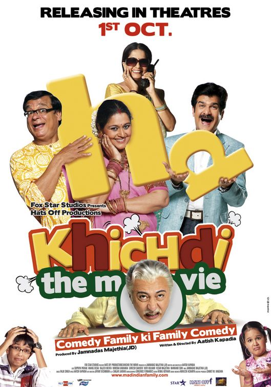 Khichdi: The Movie (2010) Full Movie Watch Online Free Download at www.movise365.in