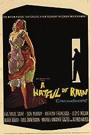 A Hatful of Rain(1957) Poster - Movie Forum, Cast, Reviews