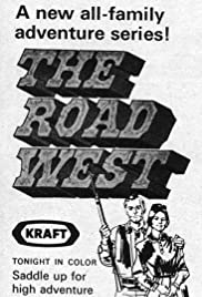 The Road West Poster