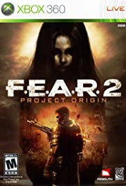 F.E.A.R. 2: Project Origin Poster