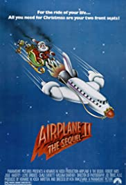 Airplane II: The Sequel Poster