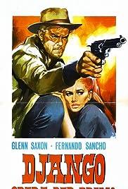 Django Shoots First Poster