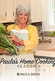 Paula's Home Cooking Poster