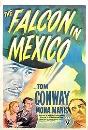 The Falcon in Mexico Poster