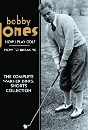 How to Break 90 #3: Hip Action Poster