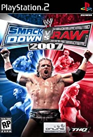 WWE SmackDown vs. RAW 2007 Poster