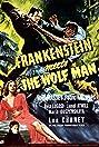 Frankenstein Meets the Wolf Man