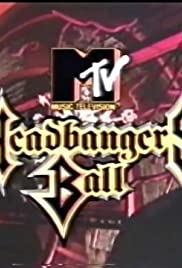 Headbangers Ball Poster