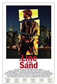 A Line in the Sand Poster