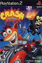 Crash Tag Team Racing Poster