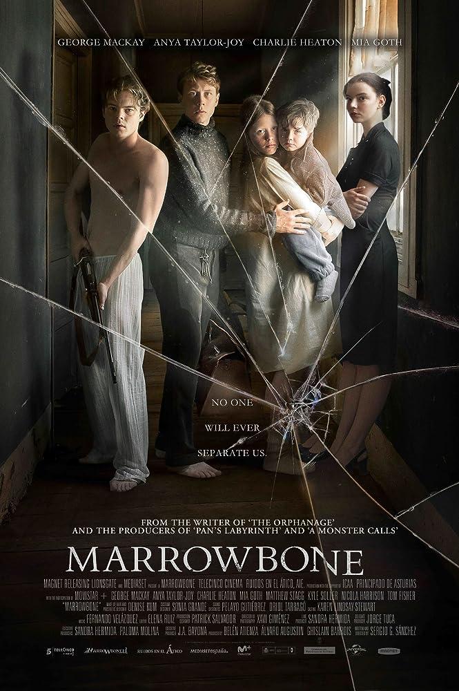 فيلم Marrowbone 2017 مترجم