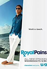Royal Pains Poster