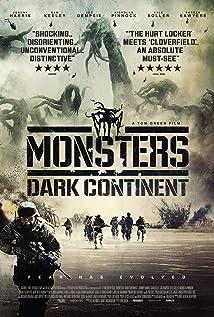 Monsters Dark Continent Stream Deutsch