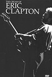 The Cream of Eric Clapton Poster