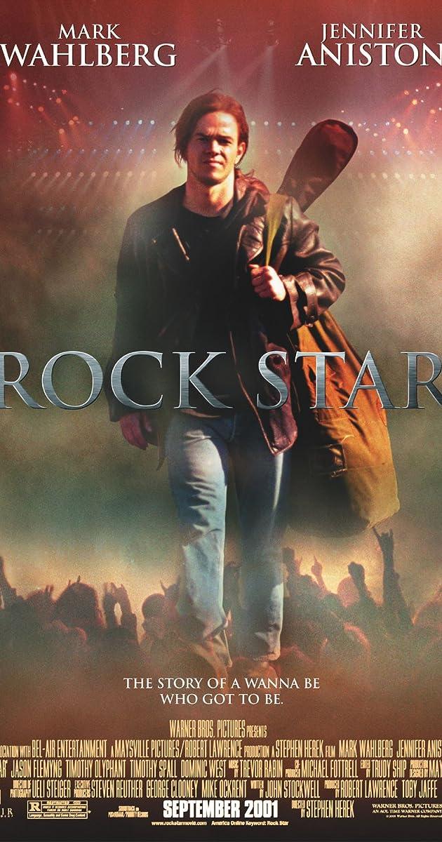 Rock Star 2001 Imdb