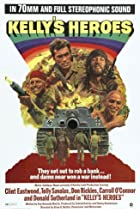 Kelly's Heroes (1970) Poster