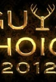 Guys Choice Awards 2012 Poster