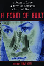 A Form of Guilt Poster