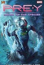 Marvel Comic Prey: Origin of the Species