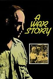 A War Story Poster