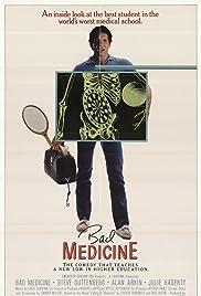 Bad Medicine Poster