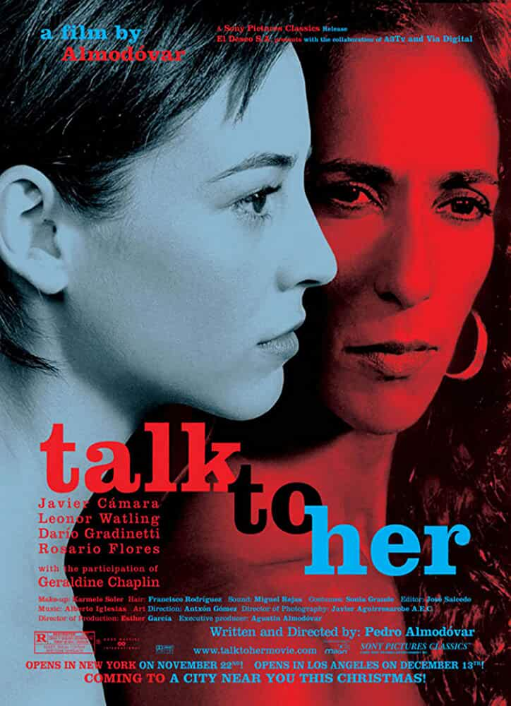 Hable Con Ella (Talk To Her) >> 30s Review and Trailer