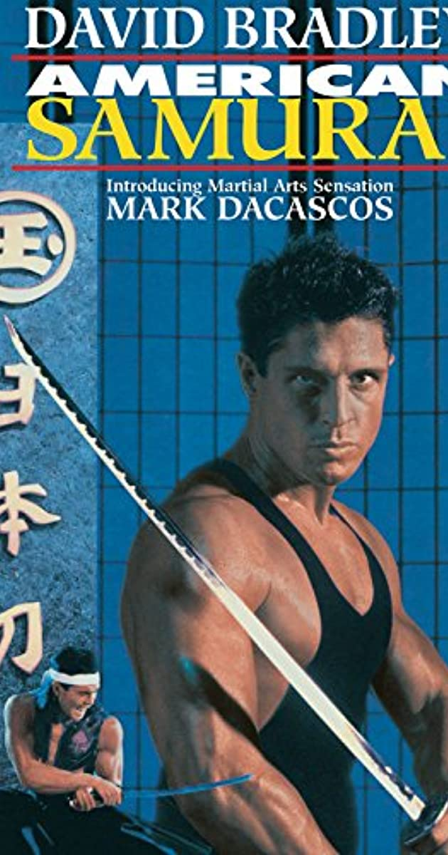 American Samurai (1992) - IMDb