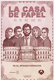 La Casa de Papel serie cover