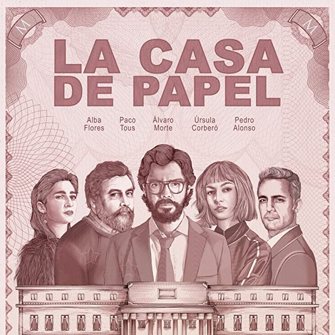 La casa de papel (2017)