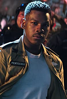 John Boyega is best known for his role as stormtrooper-turned-rebel Finn in 'Star Wars: The Last Jedi,' and stars as Jake Pentecost in the upcoming sci-fi film 'Pacific Rim: Uprising.' What did John do before picking up a lightsaber?