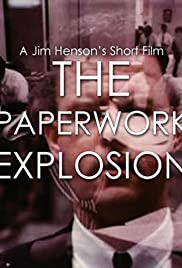 The Paperwork Explosion Poster