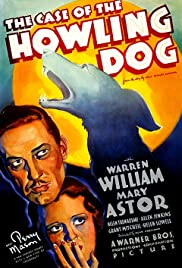 The Case of the Howling Dog Poster