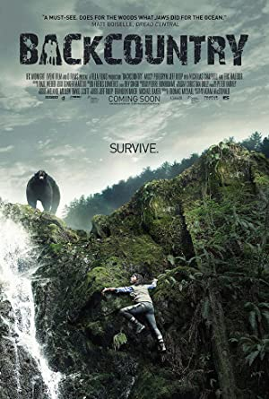 Backcountry Pelicula Poster