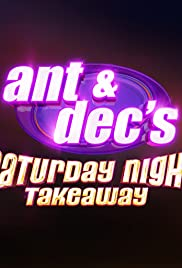 Ant & Dec's Christmas Takeaway Poster