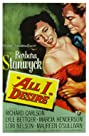 All I Desire (1953) Poster