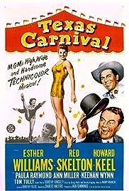 Texas Carnival Poster