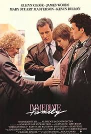 Immediate Family Poster