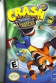 Crash Bandicoot 2: N-Tranced Poster