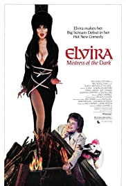 Elvira: Mistress of the Dark Poster