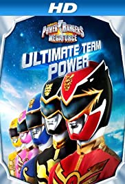 Power Rangers Megaforce: Ultimate Team Power Poster