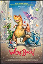 Primary image for We're Back! A Dinosaur's Story