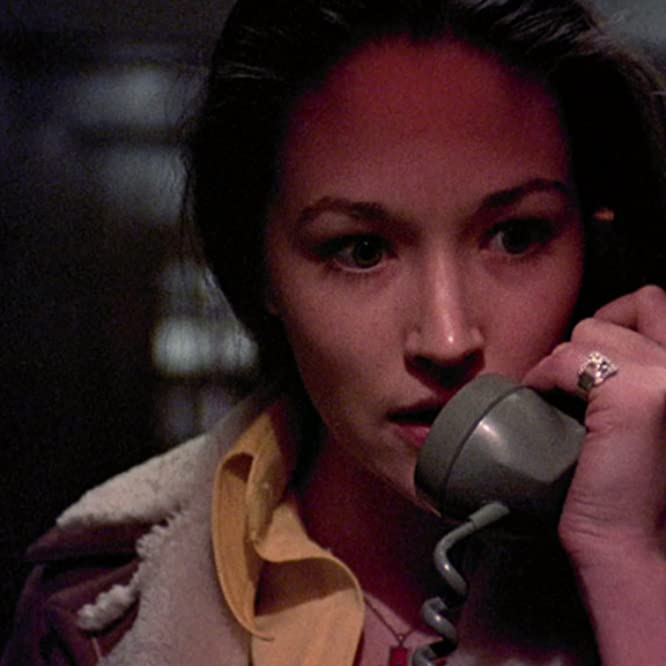 Olivia Hussey in Black Christmas (1974)