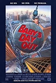 Baby's Day Out Poster
