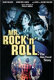 Mr. Rock 'n' Roll: The Alan Freed Story Poster