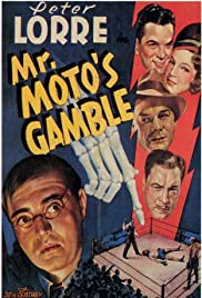 Mr. Moto's Gamble Poster