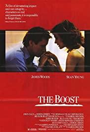 The Boost(1988) Poster - Movie Forum, Cast, Reviews
